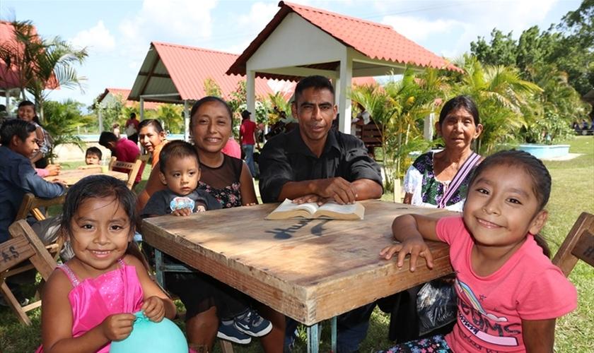 Desde 2019, cristãos têm sido ameaçados e tiveram os serviços essenciais bloqueados por líderes comunitários em Huejutla de los Reyes. (Foto: Open Doors).
