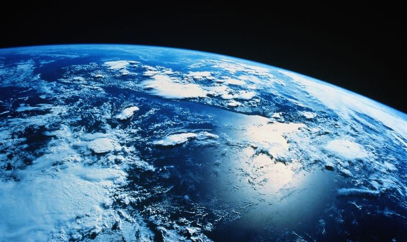 Planeta Terra. (Imagem: Nasa)