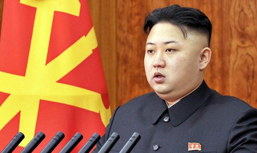 Ditador norte-coreano, Kim Jong Un