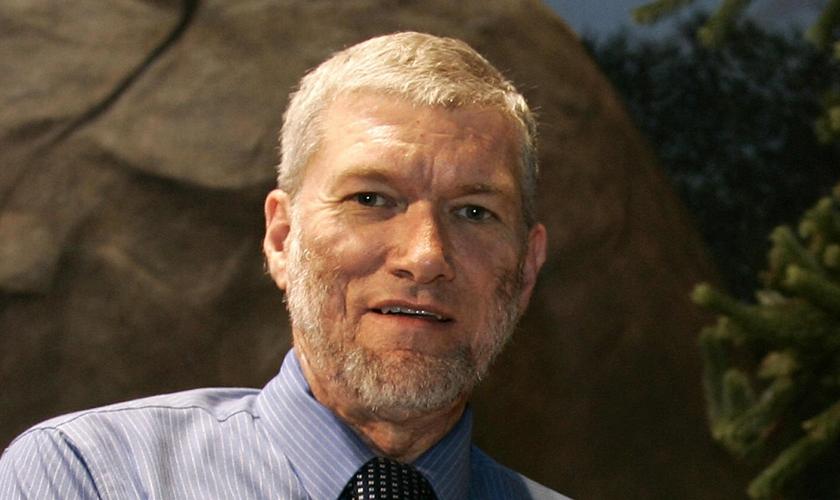 Ken Ham, fundador do Museu da Criação. (Reprodução/ The Christian Post)