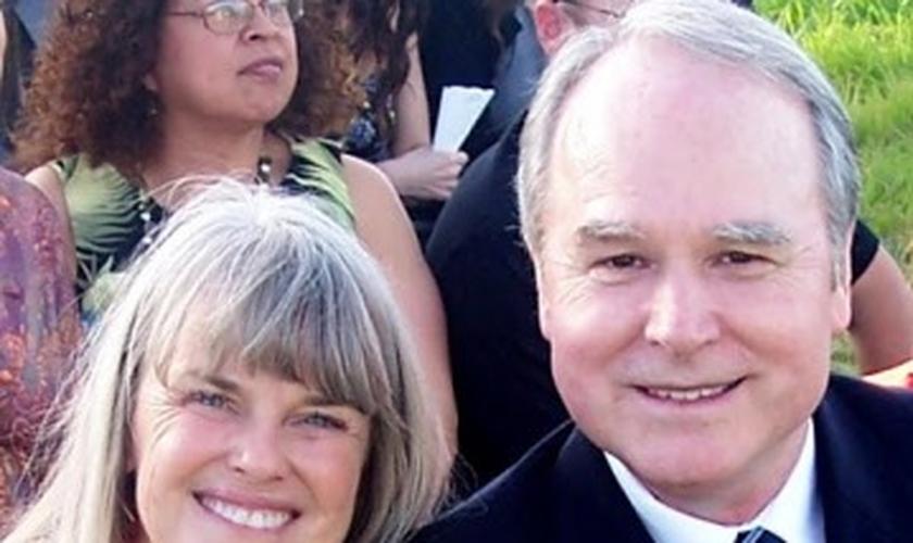 Missionários Ted e Claudia