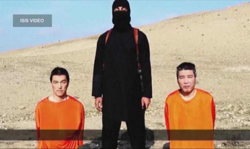 Reféns do Estado Islâmico