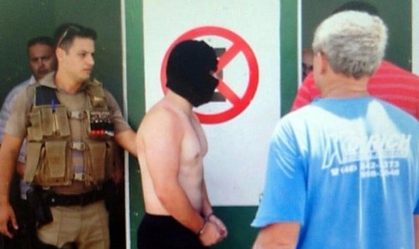 policial acusado de tortura