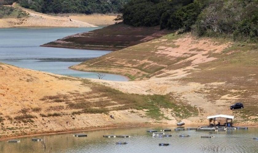 Reservatório de Paraibuna