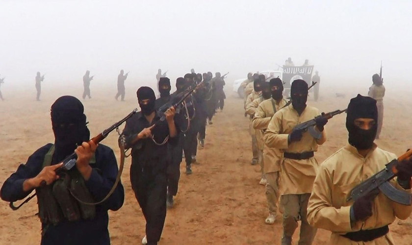 Cerca de 230 povoados e fazendas foram recuperados por soldados cristãos.