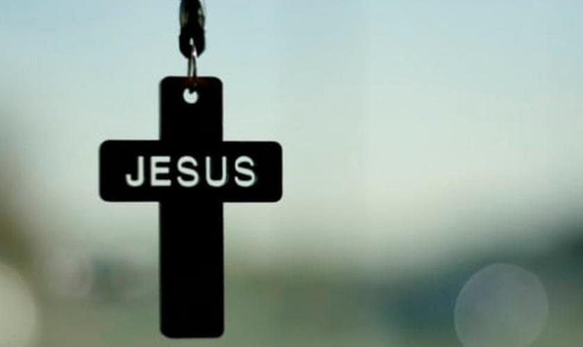 Jesus = amor de Deus