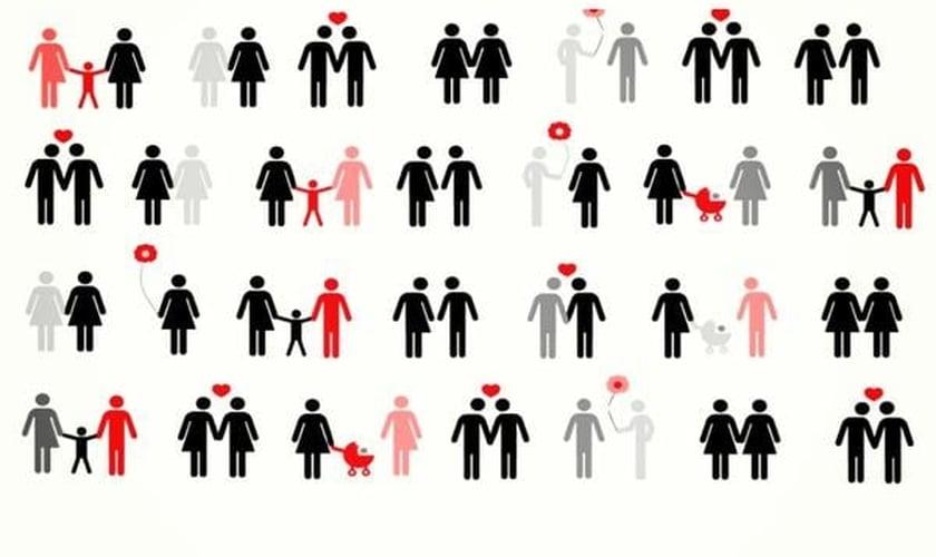 Tipos de famílias_