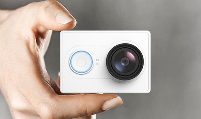 câmera Xiaomi