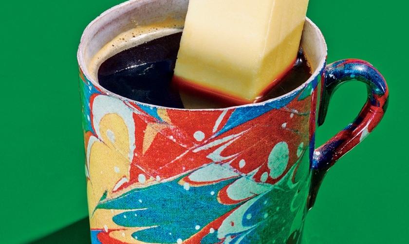 café com manteiga é saudável