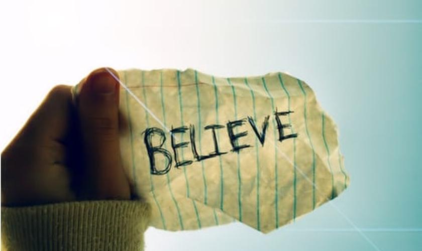 Believe: acreditar_imagem illustrativa