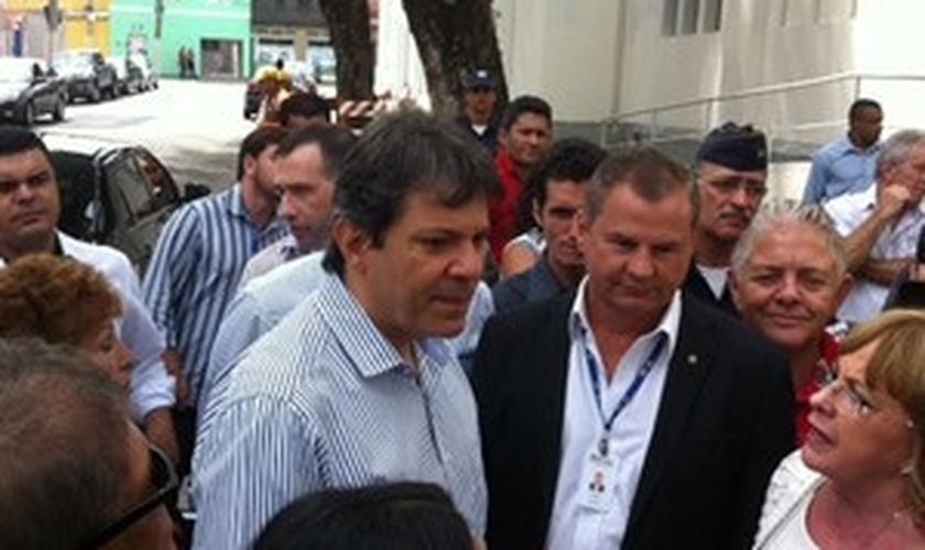 Despesas de eleição do prefeito de SP