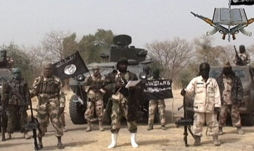 Grupo nigeriano Boko Haram