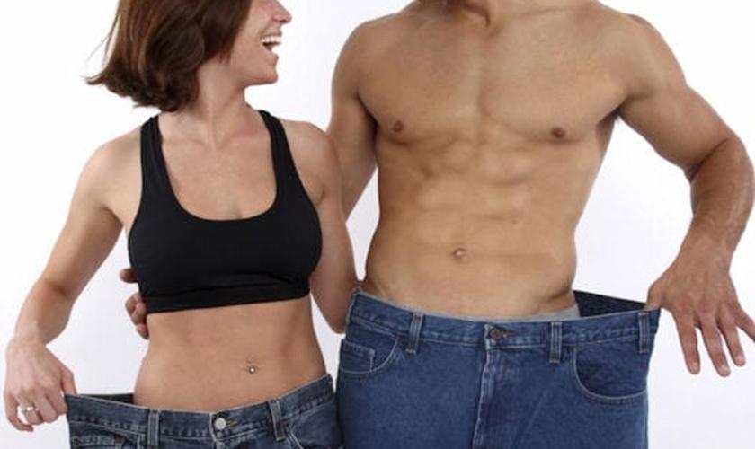 Homens possuem metabolismo acelerado do que as mulheres