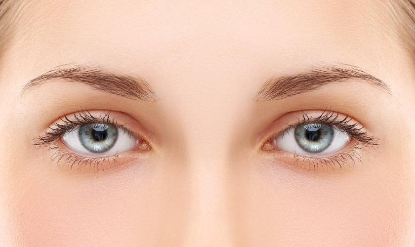 Mudança da cor dos olhos é via laser