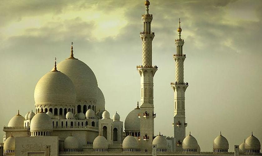 Mesquita islâmica _ imagem ilustrativa