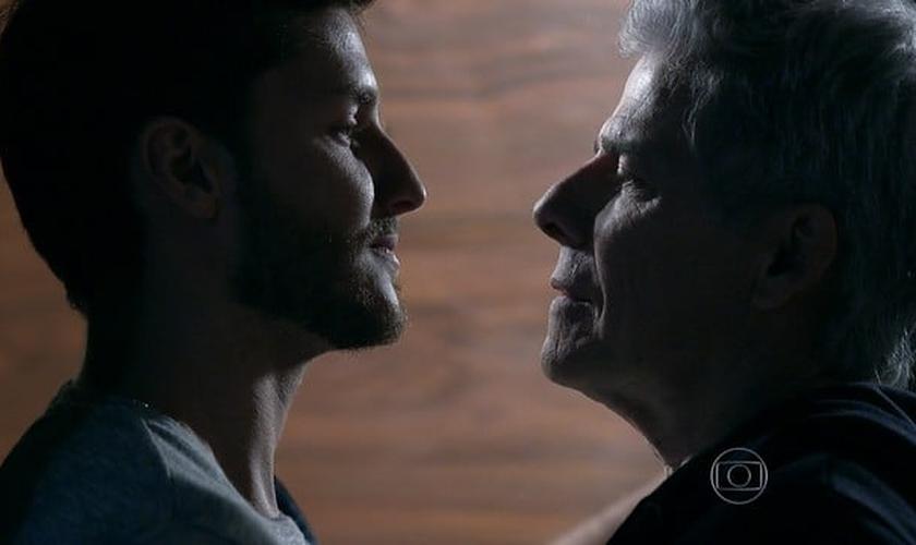 José Mayer e Klebber Toledo interpretam casal homossexual na Globo