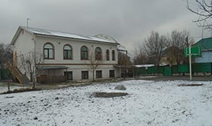 Igreja no Cazaquistão _ imagem ilustrativa