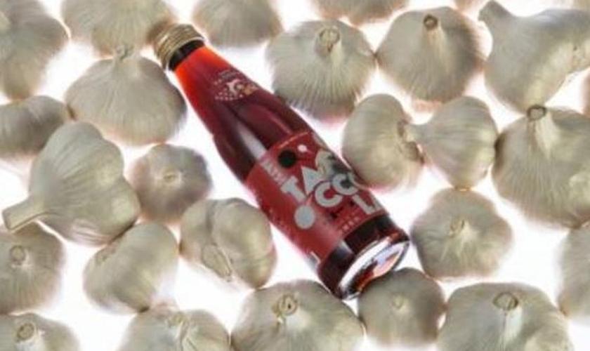 Coca-cola de alho