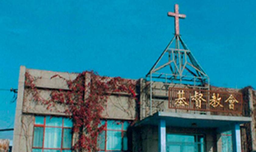Igreja na China