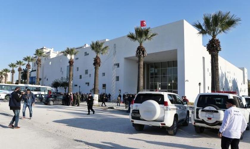Estado Islâmico ataca museu na Tunísia