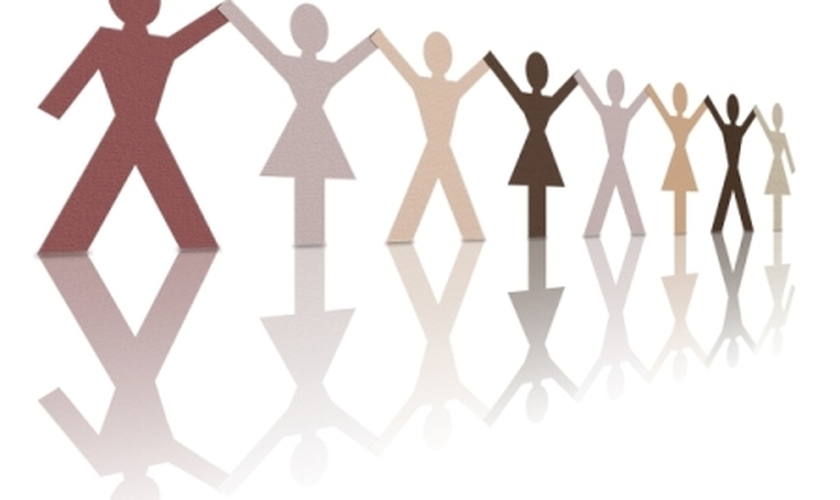 Unidade na igreja _ imagem ilustrativa