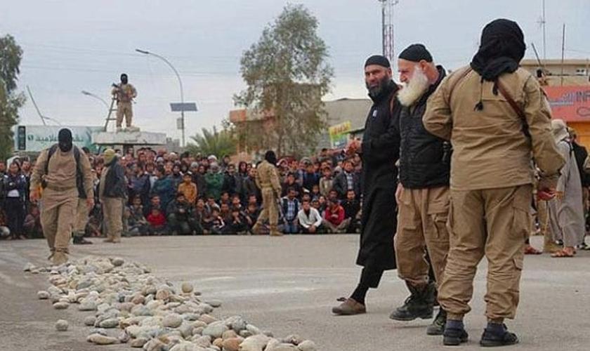 O Irã é listado como o 7º país que mais persegue cristãos no mundo.