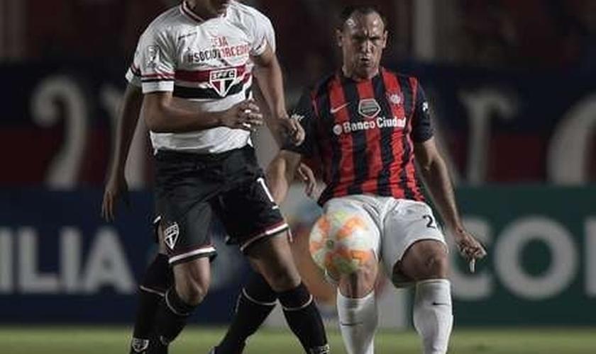 São Paulo x San Lorenzo