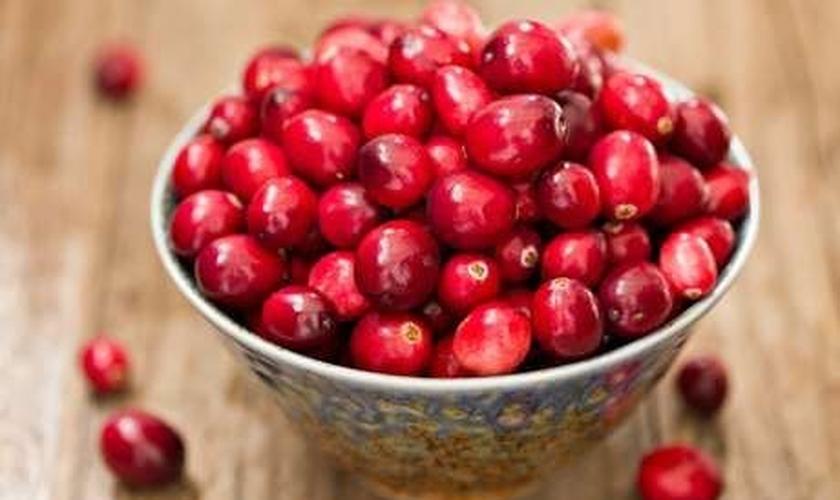 Cramberry previne contra fraqueza