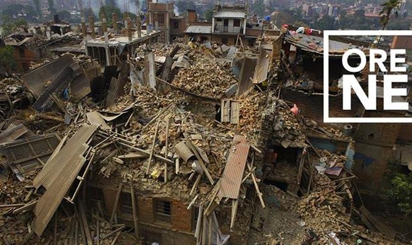 Ore pelo Nepal
