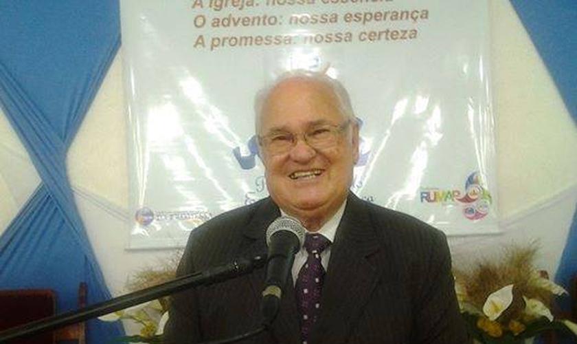 Pastor Miguel Correa