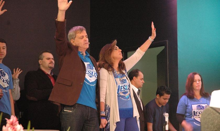 A Marcha Para Jesus é uma das maiores e mais populares manifestações cristãs do Brasil.