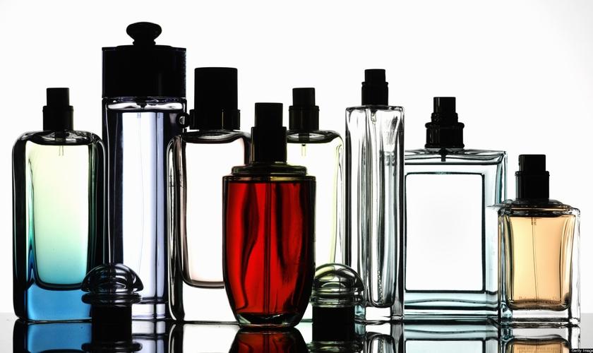 Tipos de perfumes