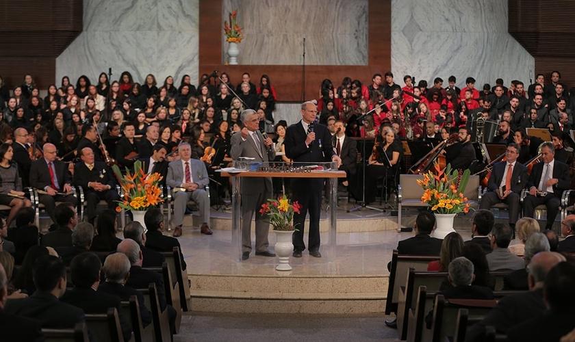 Culto de celebração do Centenário Internauta Adventista