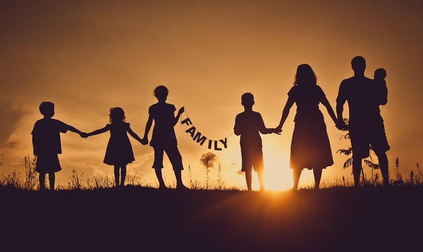 Família _ imagem ilustrativa