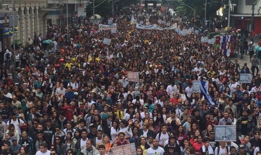 Marcha Para Jesus Curitiba