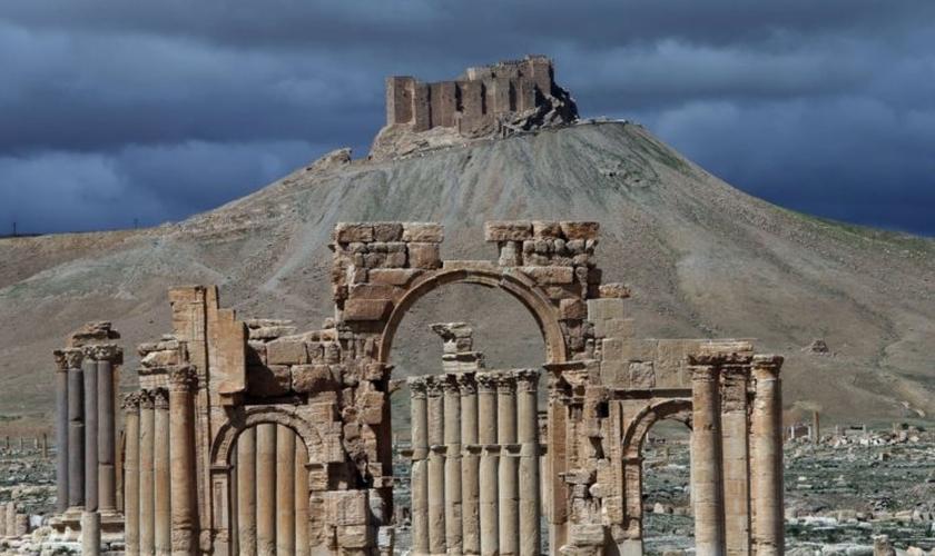 Cidade histórica de Palmira