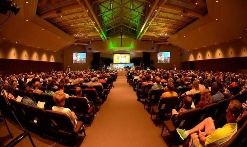 Um dos templos da Assembleia de Deus nos Estados Unidos. (Assemblies of God/Facebook)