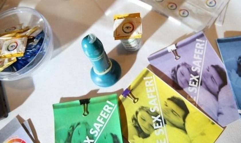 Preservativo mais seguro