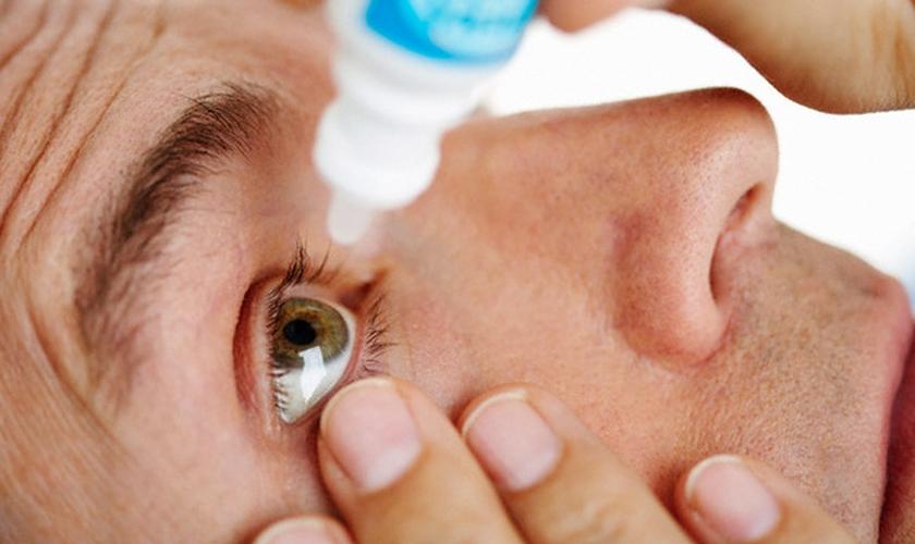 Olho seco é comum no inverno e pode ser evitado