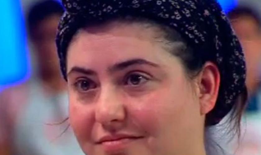 Izabel não foi a melhor na prova da lasanha e foi eliminada desta terça-feira (23)