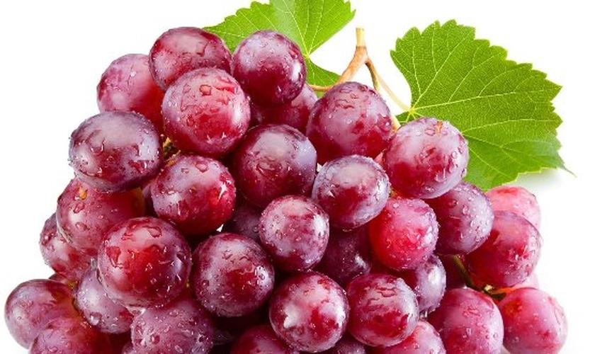 Uva é um dos dez alimentos que ajudam a controlar a hipertensão