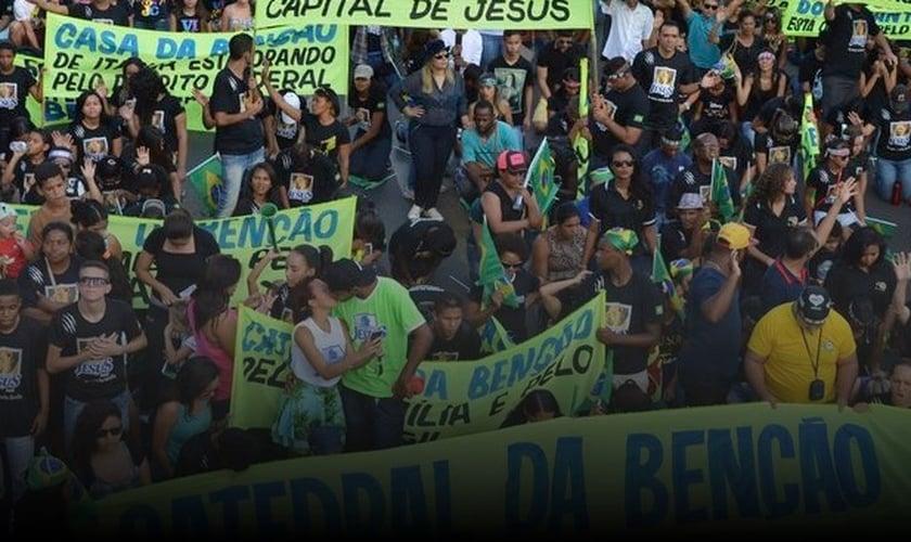 Marcha Para Jesus em Brasília