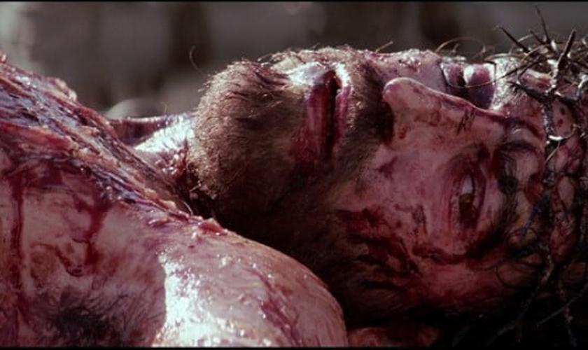 Cena do Filme 'A Paixão de Cristo', de Mel Gibson
