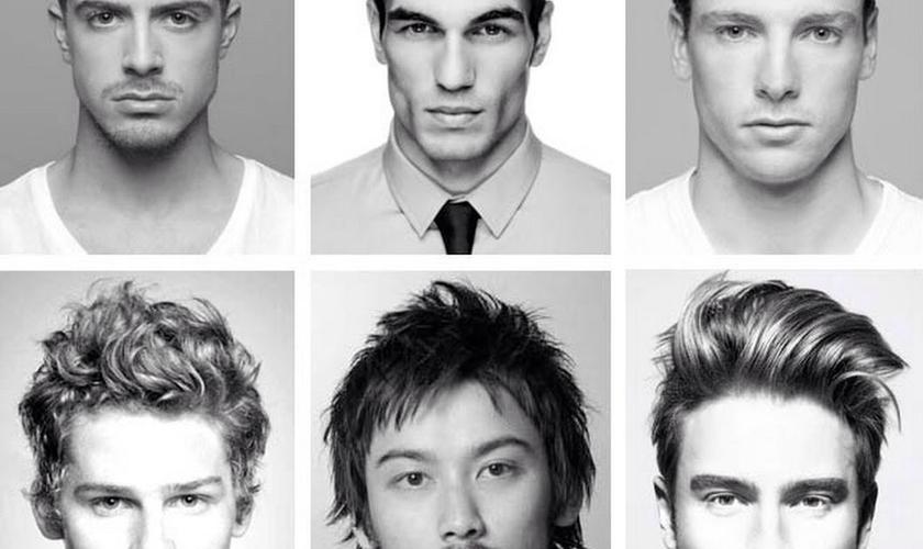 Produtos para cabelo masculino