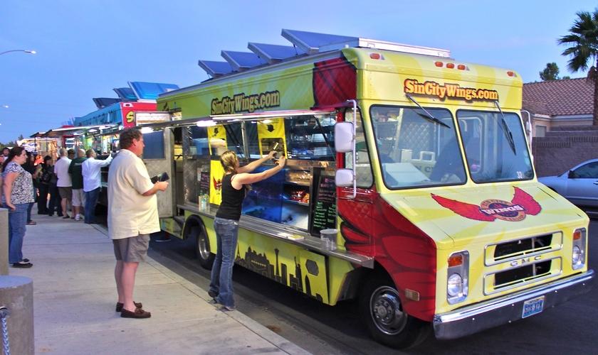 Marechal Food Truck vai inaugura no próximo sábado