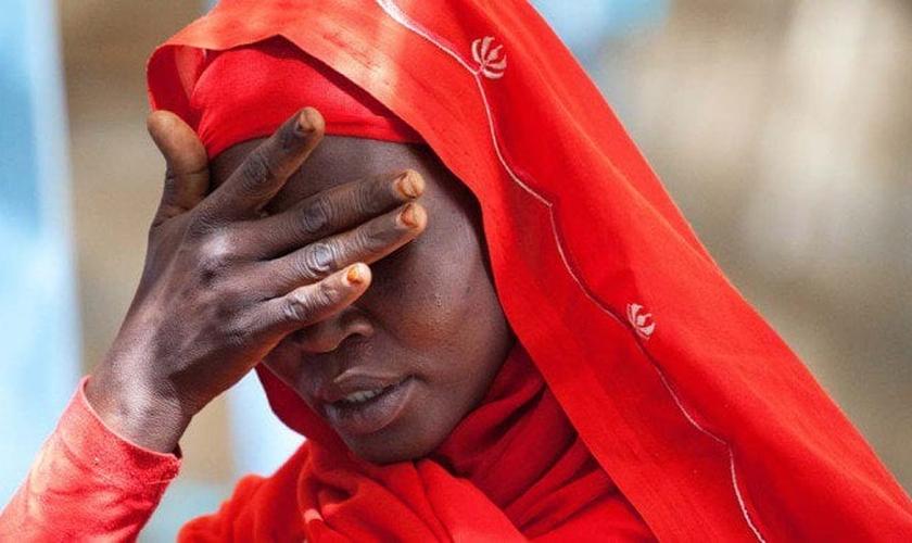 Mulher sudanesa