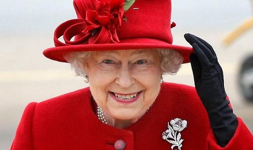 A rainha é Governadora Suprema da Igreja da Inglaterra, que se opõe fortemente ao casamento gay (Foto: reuters)