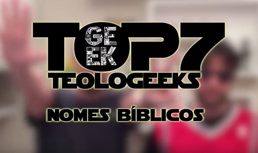 Teologeeks _ nomes bíblicos