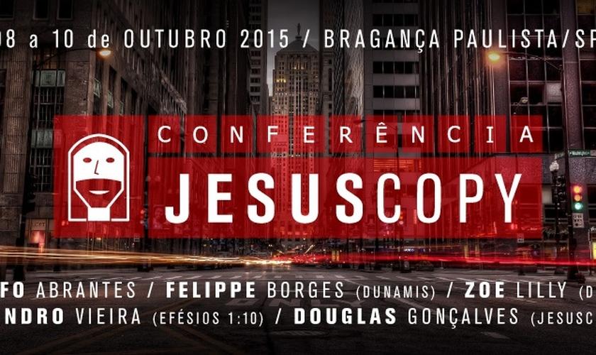 Conferência JesusCopy 2015