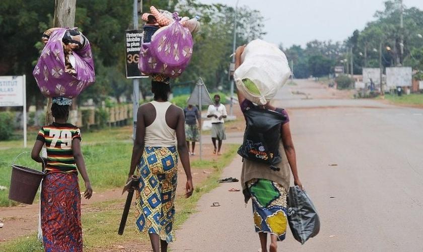 República Centro-Africana _ imagem ilustrativa